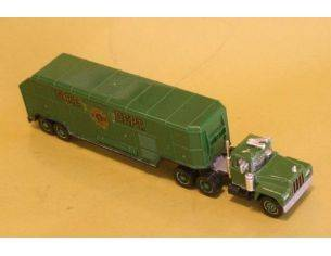 Solido 3514 MACK R600 FIRE DEPT. GREEN 1/50 Modellino