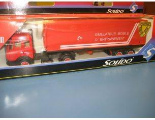 Solido 3516 MERCEDES SIMULANT 1/50 Modellino