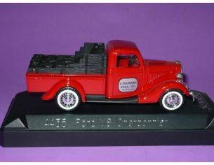 Solido 4435 FORD V8 CHARBONNIER RED 1/43 Modellino