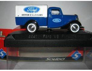 Solido 4441 FORD V8 PICK-UP PUB 'FORD' 1936 1/43 Modellino