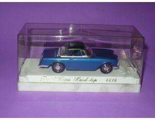Solido 4515 FACEL VEGA HARD-TOP 1962 1/43 Modellino