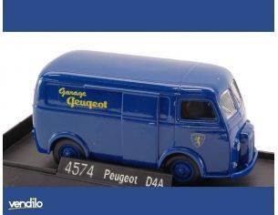 Solido SL4574 PEUGEOT D 4 A 1964 1:43 Modellino