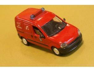 Solido 4821 RENAULT KANGOO POMPIERI 1999 1/43 Modellino