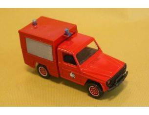 Solido 4842 PEUGEOT P4 FIRE VEHICLE 1/43 Modellino