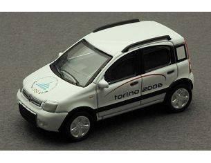 Solido SL5485 FIAT PANDA TORINO 2006 1:64 Modellino