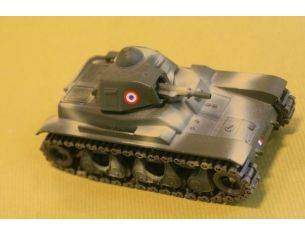 Solido 6205 FRENCH ARMY TANK RENAULT R35 1/50 Modellino