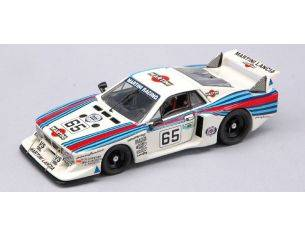 Best Model BT9352 LANCIA BETA MONTECARLO N.65 8th LM 1981 ALBORETO-CHEEVER-FACETTI 1:43 Modellino
