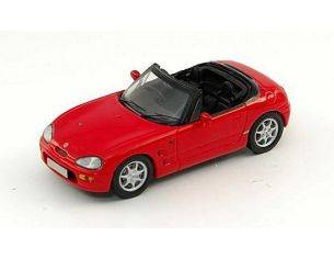 Spark Model S0620 SUZUKI CAPPUCCINO OPEN 1992 RED 1:43 Modellino