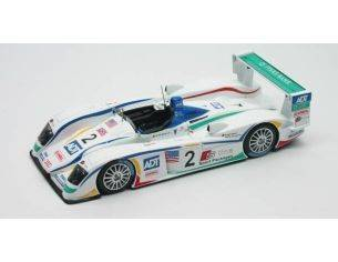 Spark Model S0671 AUDI R 8 N.2 3rd LM 2005 1:43 Modellino