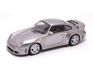 Spark Model S0706 RUF CTR 2 1997 SILVER 1:43 Modellino