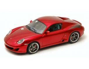 Spark Model S0709 RUF RK COUPE' 2006 RED MET.1:43 Modellino