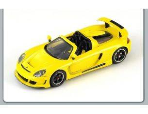 Spark Model S0720 GEMBALLA MIRAGE GT 2007 YELLOW 1:43 Modellino