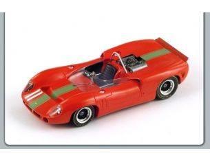 Spark Model S1467 LOLA T70 MK1 N.11 WINNER PLAYERS 200 MOSPORT 1965 1:43 Modellino