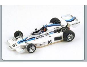 Spark Model S1689 SHADOW J.OLIVER 1977 N.16 RACE OF CHAMPION 1:43 Modellino