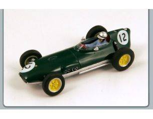 Spark Model S1837 LOTUS I.IRELAND 1959 N.12 DUTCH GP 1:43 Modellino