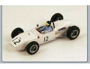 Spark Model S1842 LOTUS L.BIANCHI 1961 N.12 BELGIUM GP 1:43 Modellino
