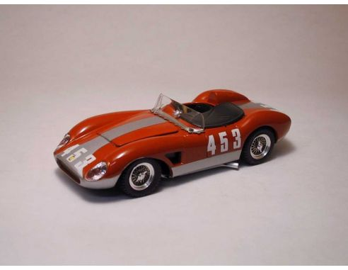 Art Model AM0053 FERRARI 500 TRC '57 N.453 RED 1:43 Auto Competizione