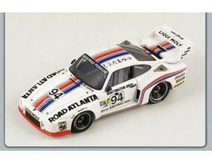 Spark Model S2014 PORSCHE 935 N.94 LM 1978 1:43 Modellino