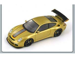 Spark Model S2175 RUF RT12R 2011 GOLD MET.1:43 Modellino