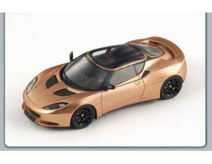 Spark Model S2207 LOTUS EVORA HYBRID 2010 COPPER MET.1:43 Modellino