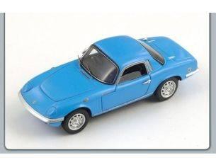 Spark Model S2221 LOTUS ELAN S3 FHC 1965 LIGHT BLUE 1:43 Modellino