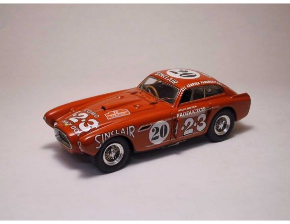 Art Model AM0055 FERRARI 340 MEXICO N.20 3rd CARRERA MESSICANA 1952 CHINETTI-LUCAS 1:43 Modellino