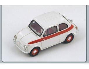 Spark Model S2691 FIAT 500 SPORT 1958 WHITE 1:43 Modellino