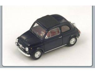 Spark Model S2692 FIAT 500 F 1965 BLU NOTTE 1:43 Modellino