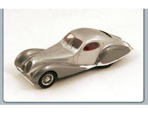 Spark Model S2714 TALBOT LAGO T150 SS FIGONI & FALASCHI 1937 SILVER 1:43 Modellino