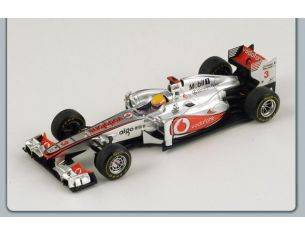 Spark Model S3030 MC LAREN L.HAMILTON 2011 N.3 WINNER GERMAN GP 1:43 Modellino