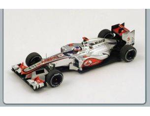 Spark Model S3046 MC LAREN MP4-27 J.BUTTON 2012 N.3 WINNER BELGIUM GP 1:43 Modellino