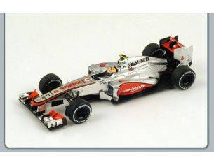 Spark Model S3048 MC LAREN L.HAMILTON 2012 N.4 WINNER US GP 1:43 Modellino