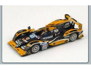 Spark Model S3724 ORECA 03-NISSAN N.45 24th LM 2012 BRIERE-NAKANO-PETERSEN 1:43 Modellino