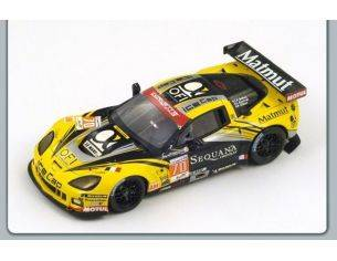 Spark Model S3736 CORVETTE C6 ZR1 N.70 28th LM 2012 BELLOC-BOURRET-GIBON 1:43 Modellino
