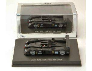 Spark Model S87005 AUDI R 10 TDI TEST CAR 2006 1:87 Modellino