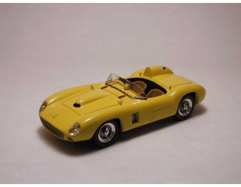 Art Model AM0058 FERRARI 290 MM STREET 1957 YELLOW 1:43 Modellino