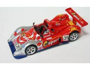 Spark Model SCOT04 PILBEAM MP 84 N.35 LM 2001 1:43 Modellino