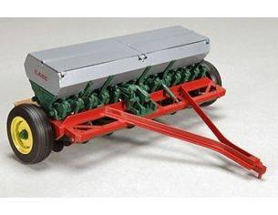 SpecCast SPEC1658 SEMINATRICE CASE GRAIN DRILL 1:16 Modellino