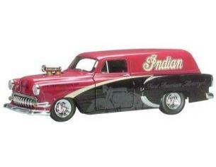 Speccast 54012 INDIAN CHEVY MOTORCICLE 1954 1/25 Modellino