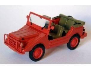 Starline STR50982 DKW MUNGA 4 FIRE BRIGADEN OPEN 1:43 Modellino