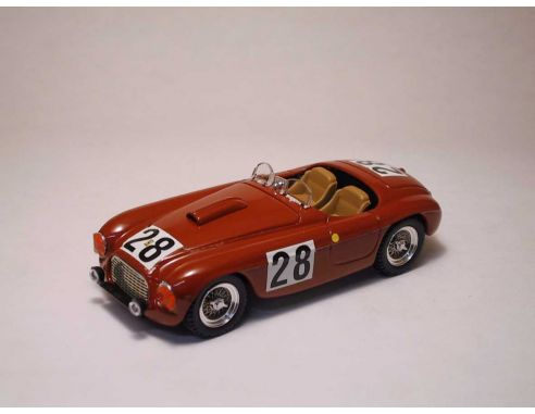 Art Model AM0061 FERRARI 166 MM SPYDER LM'50 N.28 Auto Competizione