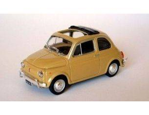 Starline STR51454 FIAT 500 L 1968 YELLOW TUFO 1:43 Modellino