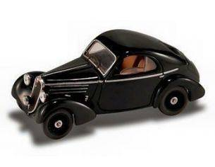 Starline STR51832 FIAT 508 CS BALILLA 1935 BLACK 1:43 Modellino