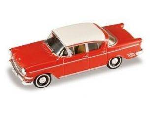 Starline STR55011 OPEL KAPITAN 1958 ORANGE/CREAM 1:43 Modellino