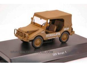 Starline STR56031 DKW MUNGA 4 HIMALAYA EXPEDITION 1:43 Modellino