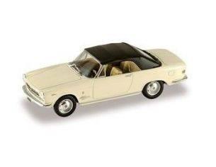 Starline STR56051 FIAT 2300 S CABRIO CLOSED 1962 CREAM 1:43 Modellino