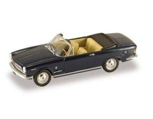 Starline STR56052 FIAT 2300 S CABRIOLET 1962 BLUE 1:43 Modellino