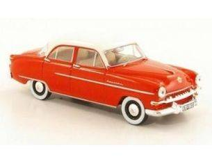 Starline 570220 OPEL KAPITAN 1954 RED/WHITE 1/43 Modellino