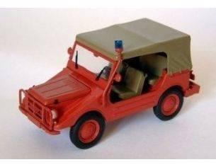 Starline STR60982 DKW MUNGA 4 FIRE BRIGADEN CLOSED 1:43 Modellino