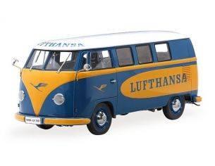 SunStar SS5072 VW BUS KOMBI 1957 LUFTHANSA 1:12 Modellino